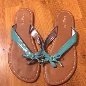 Talbots sandals. Size 10